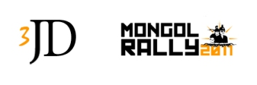 3JD Mongol Rally 2011